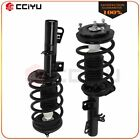 For 1995-2002 Lincoln Continental Front Complete Struts & Shock Spring Assembly