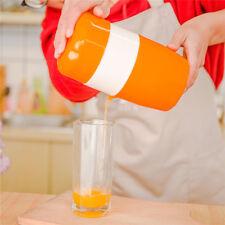 Manuelle Zitruspresse für Orange Zitronenfruchtpresse 100% Original Saft W CR