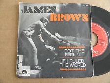 """DISQUE 45T DE  JAMES BROWN   """" I GOT THE FEELIN' """""""