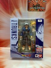 S.H Figuarts Dragon Ball Z Premium Color Edition TRUNKS Figure ~ AUTHENTIC ~ MIB