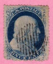 ETATS-UNIS - Emissions générales 1857 - N° 9 - Oblitéré