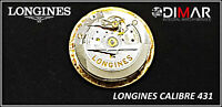MOVIMIENTO LONGINES 431  AUTOMATIC - DIAMETRO. DE ESFERA. 28.92mm. REF.51071539