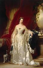 Christina Robertson Empress Alexandra Feodorovna  Oil Painting repro