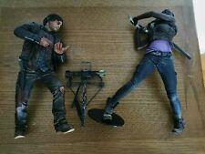 Neca Walking Dead Michonne und Daryl