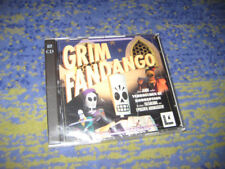 LucasArts GRIN fandango alemán Adventure PC clásico Lucas Arts mercancía nueva