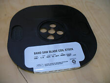 """Band Saw Blade Coil Stock 100' 1/4"""" 32tpi  FREE SHIPPING! USA!"""