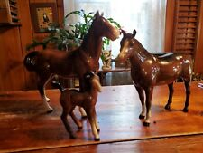 Set/3 Vintage Royal Daulton Horses