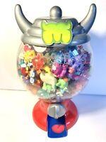 Moshi Monsters Gumball Machine + 125 Figures Lot 2