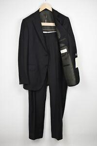 RRP $599 SUITSUPPLY LAZIO Men UK42R Super 110'S Wool 2 Pieces Suit 16794