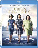 Hidden Figures [New Blu-ray] With DVD, Widescreen, Ac-3/Dolby Digital, Digital