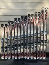 K2 AMP Strike Adult System Ski's w/ Marker Adjustable Speedpoint Demo Bindings