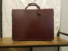 Vintage Hartmann Belting Leather Brief Case / Attache Case, VGC