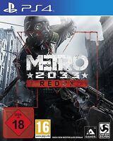 Metro 2033 Redux PS4 Neu+in Folie