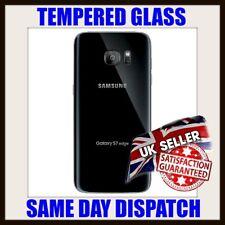 Samsung S7 Edge TPU/Plastic Tempered Screen Protector