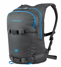 Zaino Backpack Sci Alpinismo Freeride  MAMMUT Nirvana element 25L Smoke