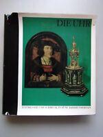2 Bücher Die Uhr Zeitmesser Schmuck Dresden Mathematisch-physikalischer Salon