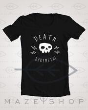 BabyMetal Death T-Shirt Sakura Gakuin The Gazette One ok Rock Scandal Mejibray