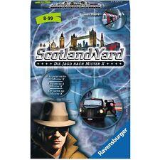 Ravensburger Mitbringspiel: Scotland Yard, Brettspiel