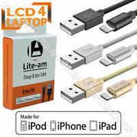 iPad Pro iPad Air iPad Mini iPad Fast Charging Certified USB to Lightning Cable