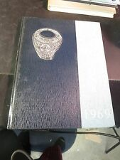 Logan College of Chiropractic St Louis MO 1969 Yearbook/Annual