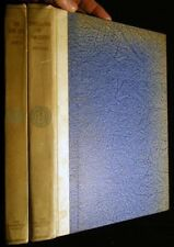 1930 TORCH PRESS FINE PRINTING BIBLIOPHILE SOCIETY 2 VOL DANTE & BOETHIUS LTD ED