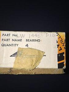 Lycoming Bearing P/N LW-14451. P15,  Box of 4