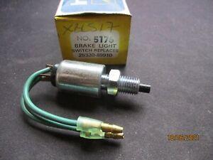 5176 XBLS17 New Intermotor Brake Light Switch Fits: Nissan Bluebird Subaru 1600