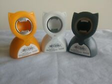 PrepWorks Progressive Kitty Cap 4-in-1 Bottle and Can Opener - 3 Colors