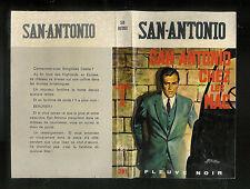 """San-Antonio chez les Mac """" Editions Fleuve Noir - 1969 - N° 281"""""""