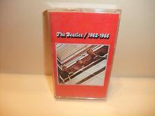 Vintage The Beatles 1962-1966 Audio Cassette Tape