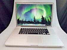 "Apple MacBook Pro A1297 17"" Laptop Quad-Core 2.4Ghz i7 - 1TB SSHD - 16 GB RAM"