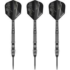 Target Steel Darts Phil Taylor Power 8Zero 4 Black Titanium P8Z4 80% Tungsten