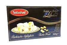 Sebahat Mixed turc miel avec des noix-Karisik les loukoums 500 g
