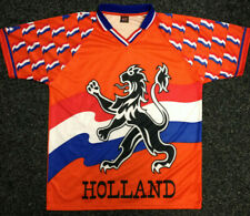 Holland Netherlands Football Shirt XL Jersey Soccer Fan Style Adult Vintage