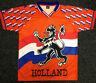Holland Netherlands Football Shirt XL Jersey Soccer Fan Style Adult Vintage