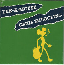 "Eek-A-Mouse ‎- Ganja Smuggling 7"" LP RECORD STORE DAY RSD Green COLORED VINYL"