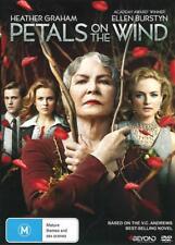 PETALS ON THE WIND - HEATHER GRAHAM - NEW & SEALED REGION 4 DVD