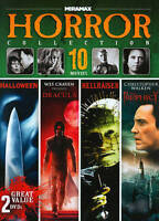 Miramax Horror Collection: 10 Movies (DVD, 2014, 2-Disc Set)