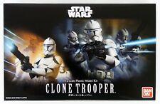 Bandai Star Wars 1/12 Clone Trooper Plastic Model