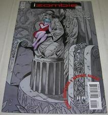 iZOMBIE #22 (DC Comics / Vertigo 2012) GWEN DYLAN (VF-) CW TV Show