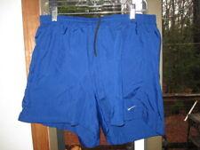 Homme Nike Short Taille XL Bleu Foncé 100% Polyester 28bc863616e