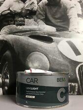 Peinture Auto/Moto: 1L Mastic polyester de FINITION carrosserie + durcisseur