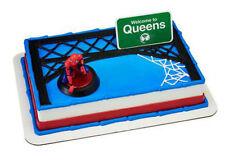Spider-Man Homecoming Spiderman Queens cake decoration Decoset cake topper set