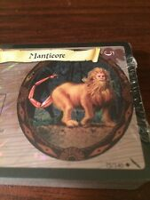 HARRY POTTER Trading Card Game ~ COMMON BASE SET ~ FACTORY SEALED ~ NEW