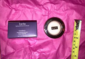 Tarte Cosmetics Timeless Smoothing Primer. Full Size . Fresh Brand New In Box.