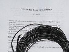 Nuevo SHF-160, 160 Mtrs - 50Mhz L/n Antena HF longwire