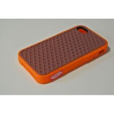 Cover iPhone 4 4S Vans Arancio waffle shoes vans style