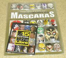 Enciclopedia De Mascaras Tomo IV Lucha Libre Wrestling Mask Encyclopedia