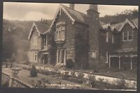 Postcard Llandogo Priory near Monmouth Wales early view