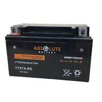 New AGM YTX7A-BS ATV Battery Kasea ATV Suzuki QuadSport LT-Z90 QuadRacer LT-R450